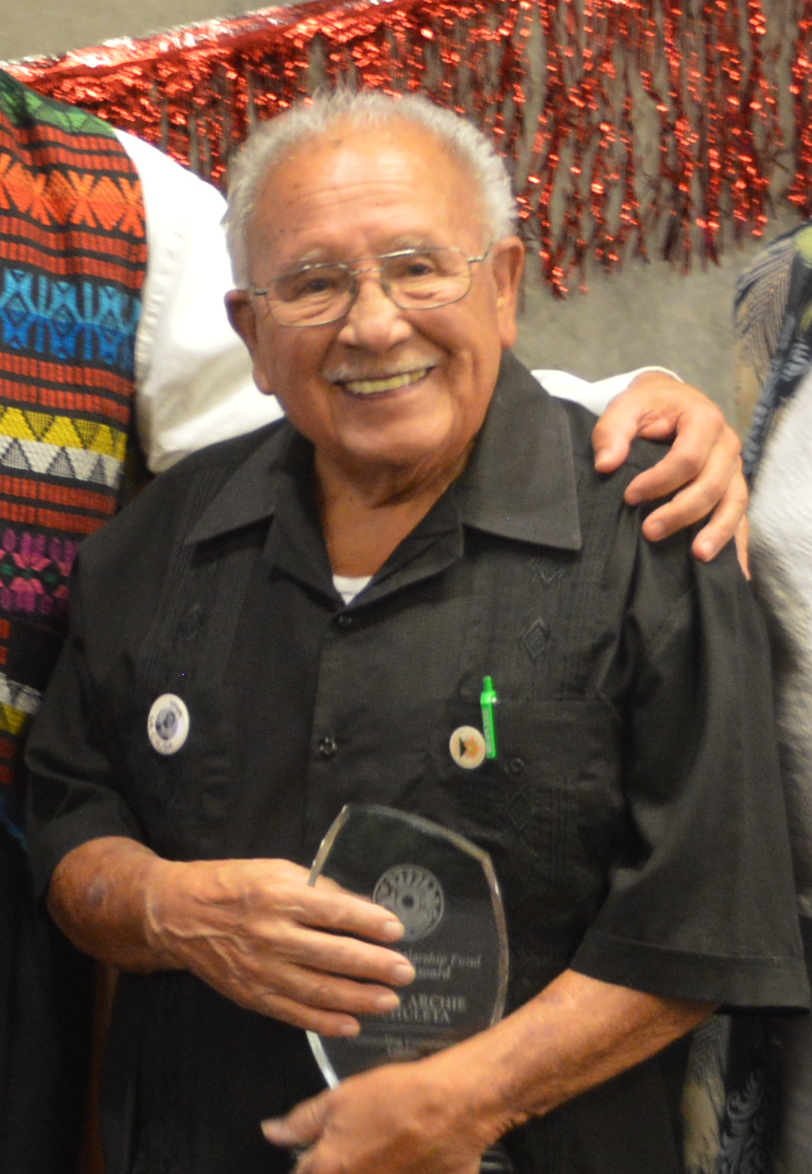 "6dd6376e9a783 The Chicana/o Scholarship Fund Board of Trustees is saddened by the loss of  advocate, activist, teacher, and friend Robert ""Archie"" Archuleta in  January ..."